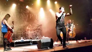 "Apocalyptica""House of Chains"" Live in Grand Rapids"