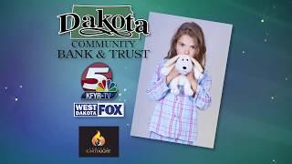 Dakota Community Bank & Trust - Pajama Drive 2018