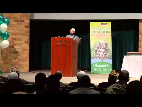 50th Anniversary of Oromo Struggle for Freedom led by General Wako Guutu - Murti Guuti