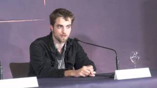 Robert Pattinson à Bruxelles
