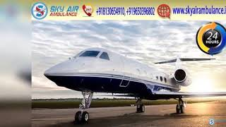 Get Air Ambulance in Delhi with Top Medical Team