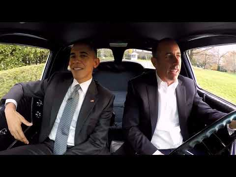 "Comedians in Cars Getting Coffee: ""Just Tell Him You're The President"" (Season 7, Episode 1)"