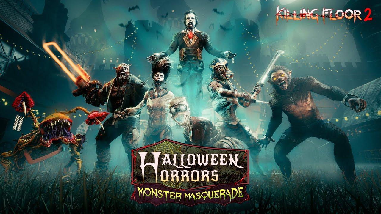 Killing Floor 2 Halloween Horrors Monster Masquerade