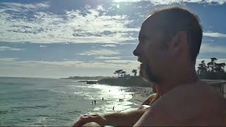 Santa Cruz Swimmer Recounts Body-Surfing Ordeal