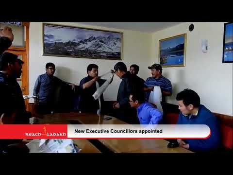 New Executive Councillors appointed