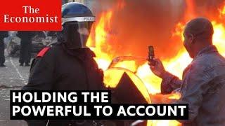 Fake news v fact: The battle for truth   The Economist