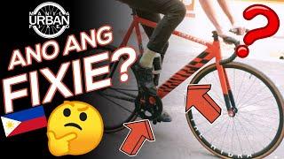Ano Ang FIXIE BIKE? - Usapang Fixed Gear - Manila Urban Fixed