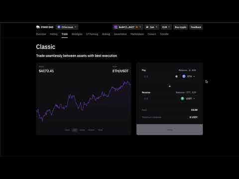 Trading on Stake DAO video thumbnail