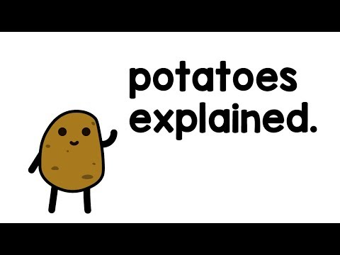 potatoes explained.