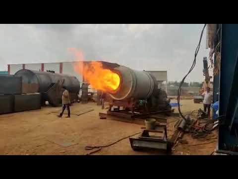Asphalt coalburner,coalburner