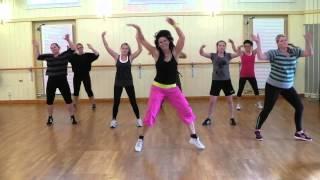 "Dance Fitness ""Dale Dale"" by Linda Edler"