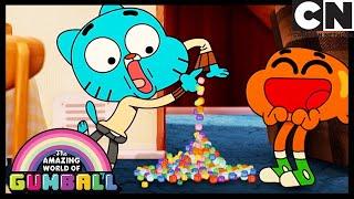 Chasing A Sugar High | The Question | Gumball | Cartoon Network