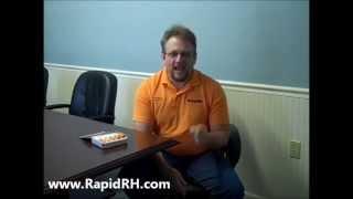 Rapid RH® 4.0 EX Meets F2170-11 Standard