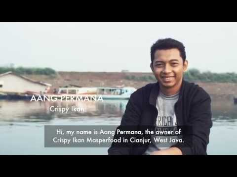 Shell LiveWIRE Indonesia: Business Start-up Awards 2015 Finalist, Crispy Ikan