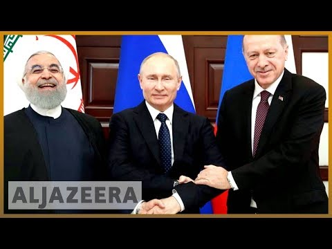 🇸🇾 Russia, Turkey, Iran see US pullout from Syria as positive step l Al Jazeera English