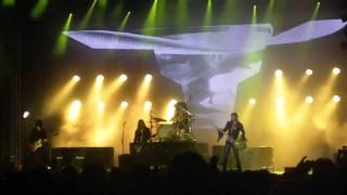 DAD - Black Crickets - Live Rock in Frederikshavn, Danmark 12.06.11