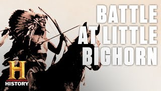 The Battle at Little Bighorn | History