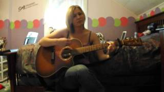 Danielle McGonigle - cover of Turn You Down by Jessie Farrell