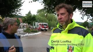 Hochwasser 2017 im Harz