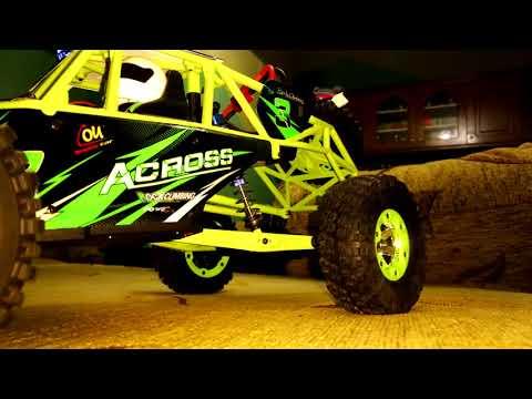 WLToys 12427 ACross ***1rst RUN***Living Room Mess!