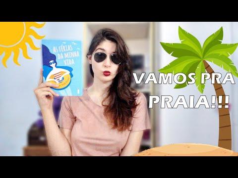 RESENHA: AS FÉRIAS DA MINHA VIDA - CLARA SAVELLI