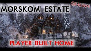 Skyrim: Morskom Estate - Дом с большими возможностями | GKalian