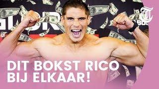 Gambar cover Zoveel verdient Rico Verhoeven in de boksring - GELD VAN DE STERREN #20
