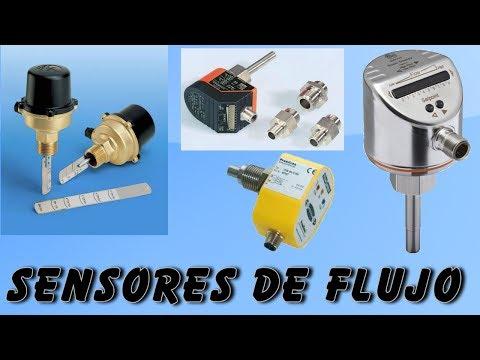 Sensores Flujo para Liquidos : Tipos y caracteristicas.