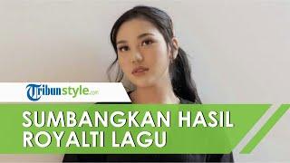 Aminda Sumbang Royalti dan Penjualan Lagu Tiada Cinta Selain Kamu Buat Masyarakat Terdampak Covid