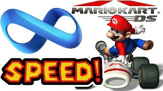Mario Kart DS Infinite Speed Hack On All Tracks! Road To 20 Sponsors