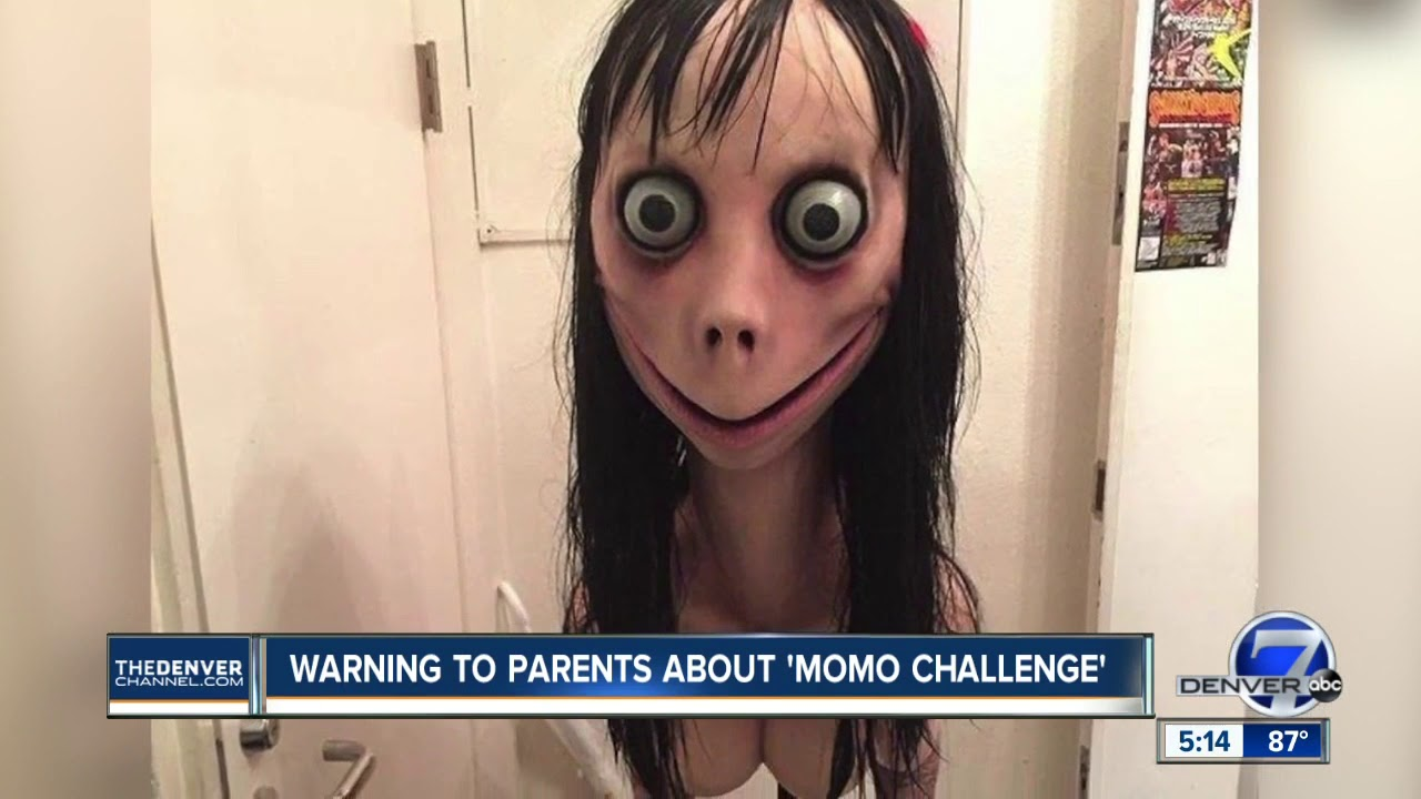 Momo Youtube Update: Disturbing 'Momo Challenge' Suicide Game Concerning