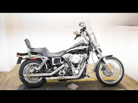 2003 Harley-Davidson FXDWG Dyna Wide Glide® in Wauconda, Illinois - Video 1