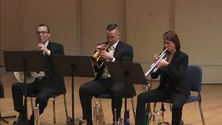 Barclay Brass plays Elgar - Nimrod from