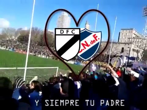 """Che Danubio"" Barra: La Banda Marley • Club: Defensor"