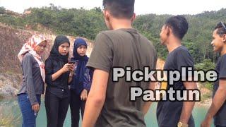Pickupline Pantun