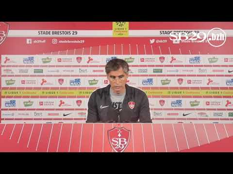Monaco - Brest | Conférence de presse d'avant-match