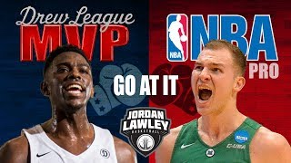 NBA Pro and Drew League MVP go at it in 2v2