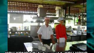 preview picture of video 'Koh Kong Cambodia Cafe Laurent'