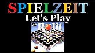 SPIELZEIT! - LET'S Play : Rolit