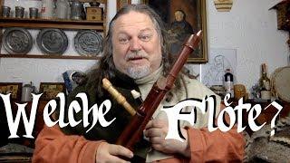 Welche Flöte soll ich nehmen? Überlegungen, Vergleich und Anspieltest!