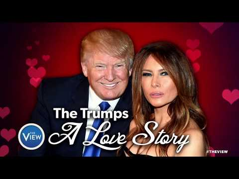 The Trumps: A Love Story | The View
