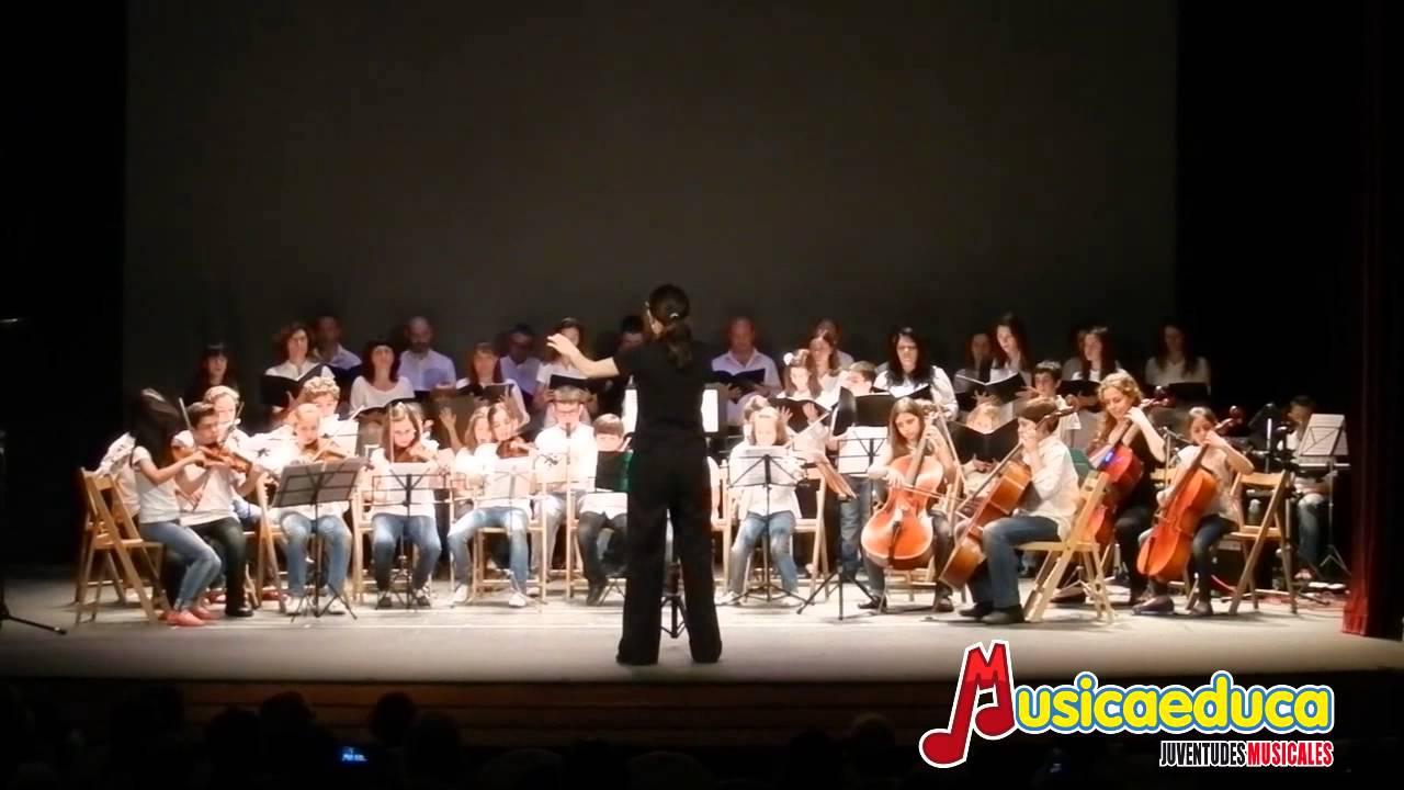 Gloria de Vivaldi - Festival Musicaeduca 2013