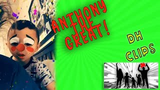 LADIES AND BENJAMINS! ANTHONY THE FUNNY CLOWN! DINGLEHOPPERZ CLIPZ