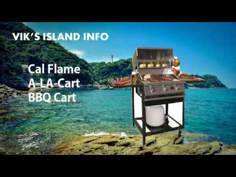 Cal Flame A La Cart Outdoor Grill Review