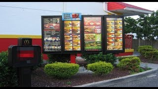 How to Take Orders For Drive Thru At Mcdonalds