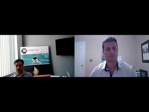 Rep Talk: Chris Giovanniello Menlo Micro