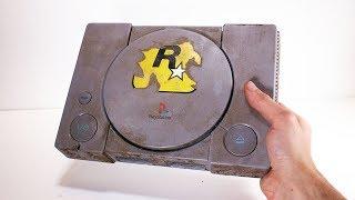 Restoring the original PlayStation (PS1) - Vintage Console restoration & repair