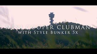 MINI COOPER CLUBMAN Follow/Style Bunker 5x/DJI FPV System/고프로8/여미티비/로케트펀치