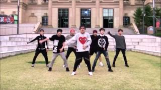 BTS War Of Hormone X 3OH3 Dirty Mind (Dance Mashup)