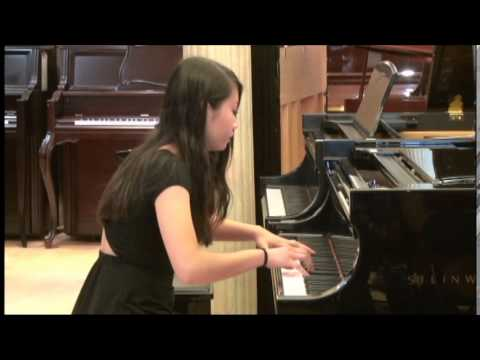 Angela Zhang has won First Prize in 2015 Mid Atlantic Music Teacher's Guild Competitions, where she has beat all contestants in 7 states.